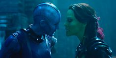 A new TV spot for Guardians of the Galaxy Vol 2 shines a spotlight on the two daughters of Thanos, who must together to save the galaxy.