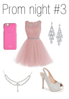 """"""""""" by lhaddock ❤ liked on Polyvore featuring Lauren Lorraine, Carolee, Kate Spade, women's clothing, women's fashion, women, female, woman, misses and juniors"""