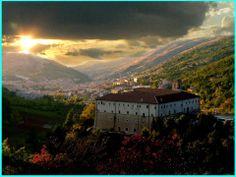 Monastero di San Marco In Lamis (#Foggia) #GarganoDestination #GarganoPassion #WeAreInPuglia #ILikeItaly