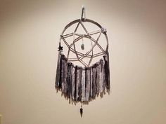 Check out this item in my Etsy shop https://www.etsy.com/listing/555112363/chakra-dream-catcher-with-interchangable