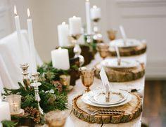 Eine Sammlung an wunderbaren Inspirationen zum Thema Weihnachtstisch. Auf der Suche nach dem perfekten Gedeck oder Gesteck? Hier findet ihr ein paar Ideen.