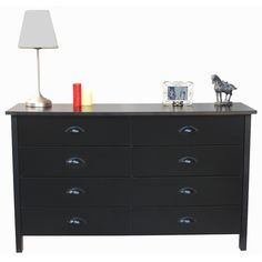 Andover Mills Ashton 8 Drawer Dresser & Reviews | Wayfair