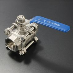 [US$15.19] 1/2 Inch Threaded 3 Piece Stainless Steel Ball Valve NPT Full port 1000WOG #inch #threaded #piece #stainless #steel #ball #valve #full #port #1000wog Mauritius, Maldives, Sierra Leone, Belize, Uganda, Sri Lanka, Costa Rica, Panama, Cook Islands