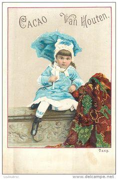 Oude Documenten > Chromo's & afbeeldingen > Chromo > Chocolade > Van Houten - Delcampe.net