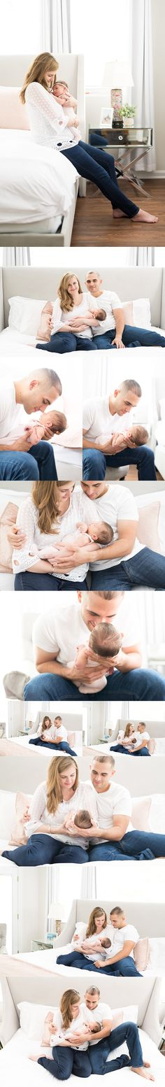 And Then There Were Three | Vienna Newborn Photographer | Bethadilly Photography