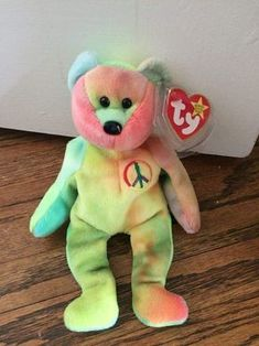 37 Best Ty Beanie Babies Baby Original Great Gift Idea images in ... f11f18574eef