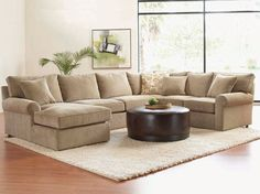 Our living room sectional | Fantastic Home