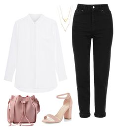 """""""41"""" by ddaisiee on Polyvore featuring Topshop and New Look"""