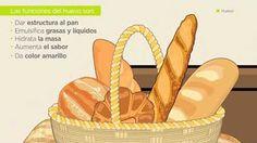 Curso de panadería parte 1 - YouTube