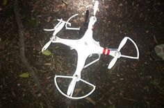 #HTE Idiot flies drone alongside Flybe jet landing at Newquay Airport Cops are hunting for the errant remote cont