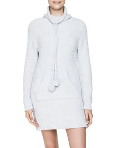 Shaggy Fleece Nightdress