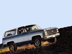 Chevrolet K5 Blazer (1978 – 1979).