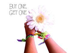 Buy One, Get One FREE!! www.brazilets.com