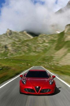 Classic Car News Pics And Videos From Around The World Alfa Romeo Usa, Alfa Romeo Giulia, Alfa Romeo Cars, Lamborghini, Ferrari, Maserati, Porches, Alfa 4c, Weird Cars