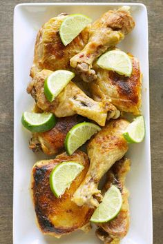 Crockpot Coconut Lime Chicken from Crockpot Gourmet