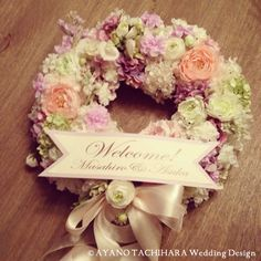 -Tuesday Post- Welcome Wreath #100