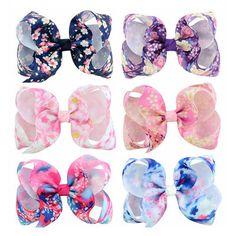 """Princess Hair Bow Clip Cinderella Frozen 16 BLESSING Good Girl Boutique 4.5/"""" B"""
