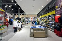 "Chain Store Age - Foot Locker launched a new concept - ""The Locker Room"""