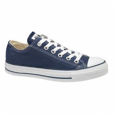 d1a54c54853 Image detail for -Converse Navy Blue Ox Low Chuck Taylor All Star Plimsoll  Trainers