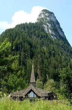 Kofel, Oberammergau, Germany   Flickr - Photo by Darkspace