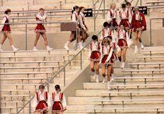 Bruce Plotkin for Seventeen magazine, October High school drill team All Cheerleaders Die, Cheerleading, Comida De Halloween Ideas, Heather Chandler, American High School, Quinn Fabray, Between Two Worlds, Kim Possible, Seventeen Magazine