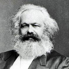 La filosofia de Marx partía del hombre como sujeto real situándolo en relación dialéctica con la naturaleza donde el modo de producción de la vida material, condicionaba el proceso general de la vida social, política e intelectual.