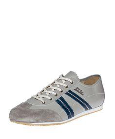 da0f9e4bfd4df Zeha Berlin - Klassiker - gray blue - grigio blu - Grau Blau - vintage -