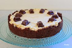 PicNic: Peanut Butter and Chocolate Cheesecake