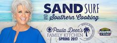 Paula Deen's Family Kitchen coming to Broadway at the Beach in Myrtle Beach Spring 2017