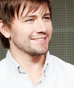 Torrance Coombs - those eyesss