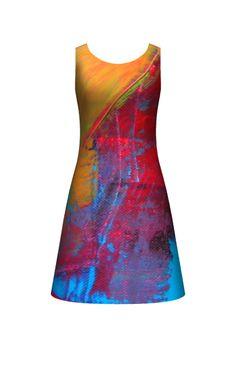 Raw Energy Designed by Allison Reece constrvct.com #fashion #dresses