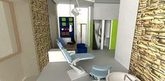Studio dentistico a Rovereto (Trento) 3 - Rendering -