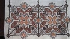 Cross Stitch Embroidery, Embroidery Patterns, Cross Stitch Patterns, Blackwork, Needlepoint, Needlework, Bohemian Rug, Mandala, Projects To Try