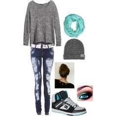 """Another School Outfit"" by keannakathrine on Polyvore"