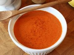 Harissa Recipe - Tunisian Hot Chili Sauce -- too hot for me but jimmy would love this