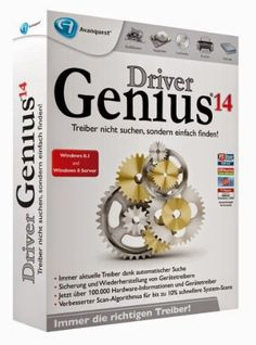 Driver Genius Professional Edition 14 + Crack Download Torrent
