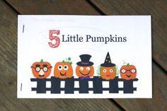 3 fun-filled follow ups to 5 Little Pumpkins. {Playdough to Plato}
