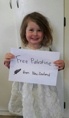 #Free Palestine #FreePalestine - From #NewZealand