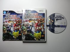 Super-Smash-Bros-Brawl-Complete-GREAT-Wii