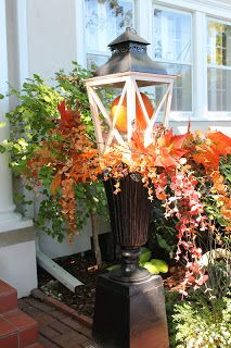 Tallgrass Design: Mary Carol Garrity Fall Home Tour, Part 2, stacking and layering