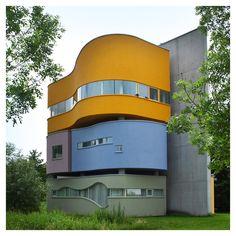 2001, John Hejduk: Wall House II. The Netherlands.