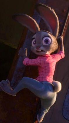 Judy en problemas