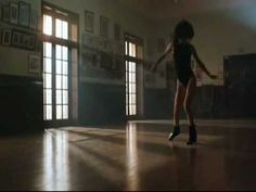 Another great dance movie - Flashdance. Check out the final number if you haven't seen it in a while.
