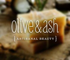 Brand identity for online all natural soap maker
