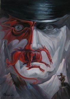 Oleg Shuplyak Hidden Images Paintings 4