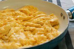 A legegyszerűbb tojás recept: rántotta készítése