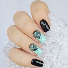 Probably The Best Nail Stickers Brands Out There – My hair and beauty Beauty Nails, Beauty Makeup, Hair Beauty, Nail Decals, Nail Stickers, Nail Stencils, Gel Nail Designs, Nails Design, Foil Nails
