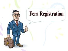 FCRA REGISTRATION - How to do FCRA Registration