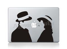 Mac decal-Casablanca, Macbook Pro Decal, Macbook Air Stickers, iPad Sticker for your Macbook and iPad
