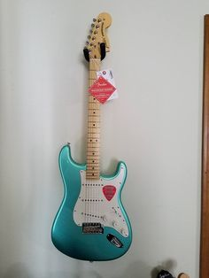 Fender American Special Stratocaster - Mystic Seafoam BRAND NEW!